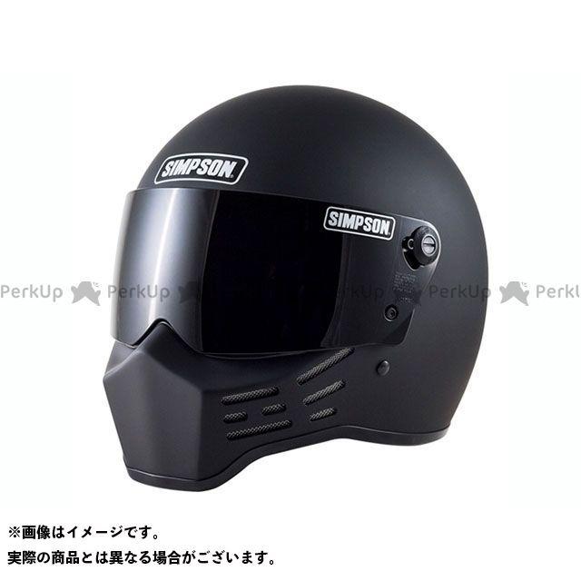シンプソン SIMPSON フルフェイスヘルメット M10(マットブラック) 57cm