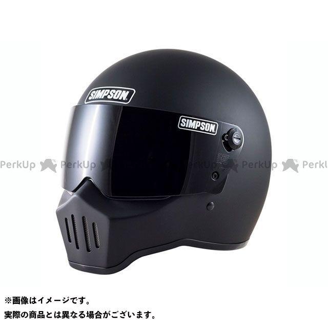 シンプソン SIMPSON フルフェイスヘルメット RX1(マットブラック) 61cm