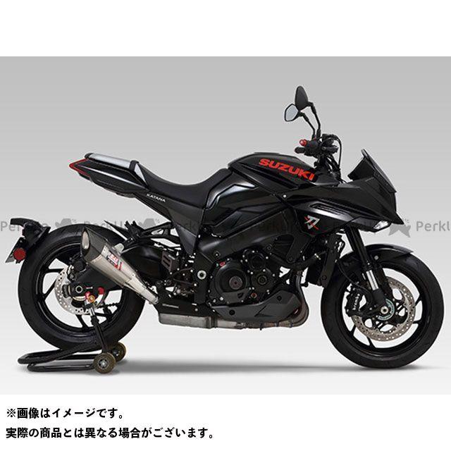 YOSHIMURA カタナ マフラー本体 Slip-On R-11 サイクロン 1エンド EXPORT SPEC 政府認証(ヒートガード付属) SSF ヨシムラ