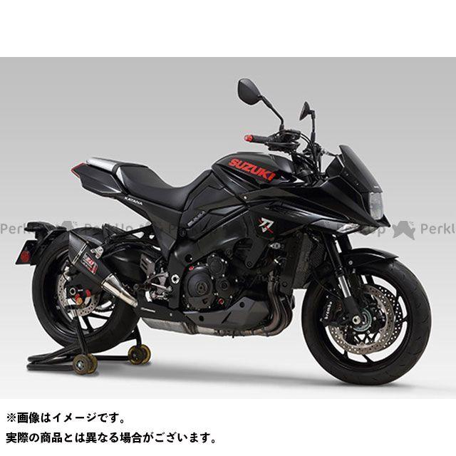 YOSHIMURA カタナ マフラー本体 Slip-On R-11 サイクロン 1エンド EXPORT SPEC 政府認証(ヒートガード付属) SM ヨシムラ