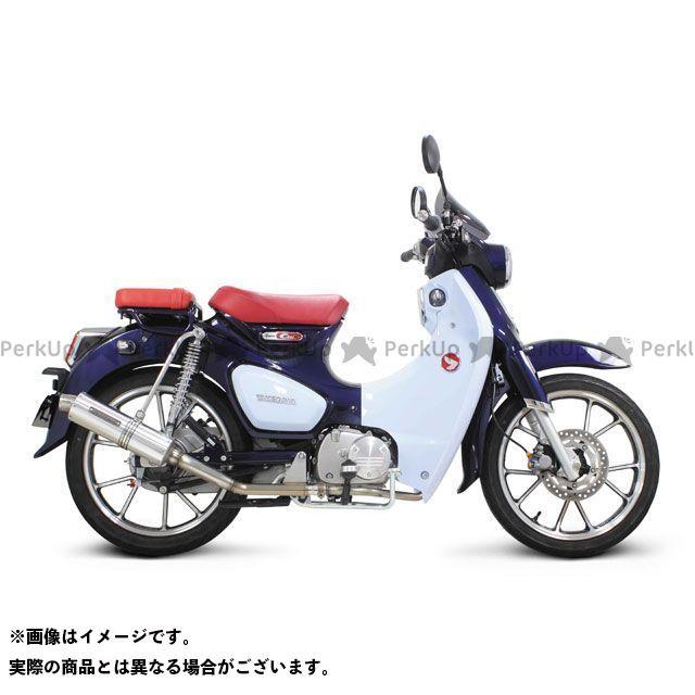 TAKEGAWA スーパーカブC125 マフラー本体 BOMBERマフラー(政府認証マフラー) SP武川