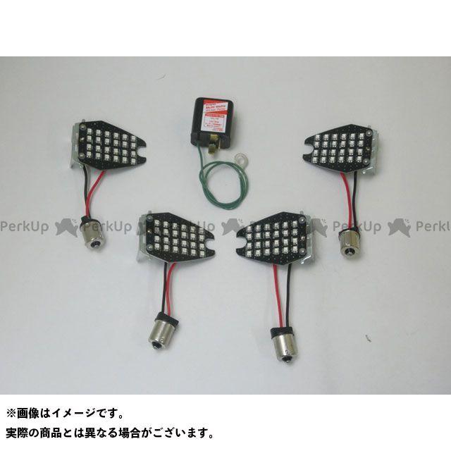 C.F.POSH ウインカー関連パーツ LEDウインカーカスタマイジングキット シーケンシャルタイプ クリエイティブ・ファクトリー ポッシュ