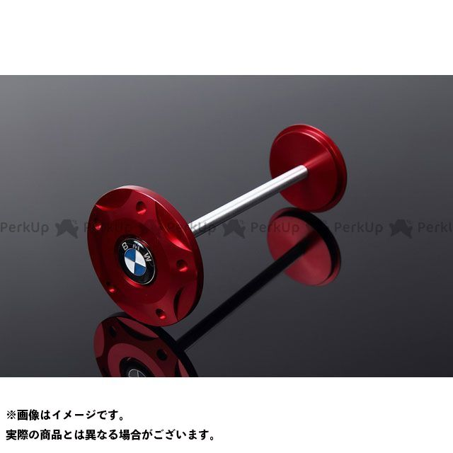 【エントリーで更にP5倍】エスエスケー R1200RS ドレスアップ・カバー リアホイールカバー BMW純正エンブレム付き カラー:レッド SSK