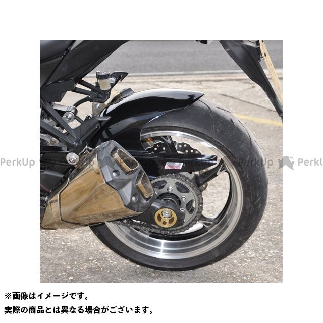 【特価品】Skidmarx ニンジャ1000・Z1000SX Z1000 フェンダー リアフェンダー カラー:レッド スキッドマークス