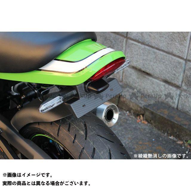 エスエスケー Z900RS Z900RSカフェ フェンダー フェンダーレスキット ドライカーボン 平織艶あり