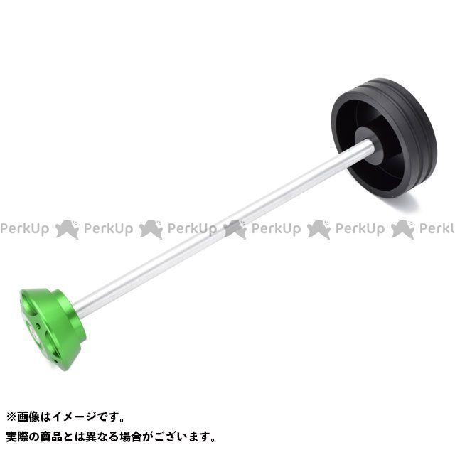 【特価品】エスエスケー ニンジャH2(カーボン) スライダー類 リアホイールスライダー カラー:グリーン SSK