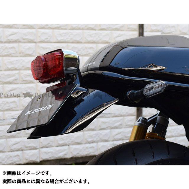 【エントリーで最大P21倍】BLESS R'S CB1100RS フェンダー ショートリアフェンダー カラー:FRP/ブラック塗装品 ブレスアールズ