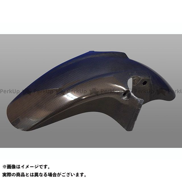 BLESS R'S CB1300スーパーボルドール CB1300スーパーフォア(CB1300SF) フェンダー フロントカーボンフェンダー ノーマルタイプ カラー:クリア塗装品 ブレスアールズ