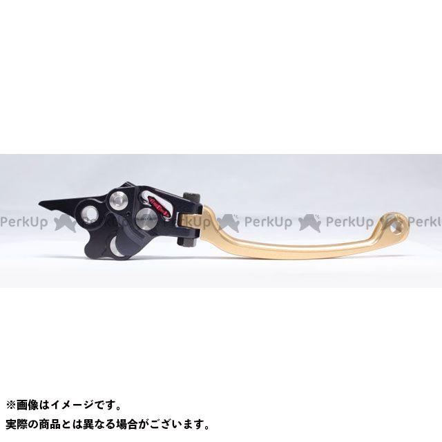 ACTIVE ニンジャ250 ニンジャ250R ニンジャ400 レバー STFブレーキレバー(ゴールド) アクティブ