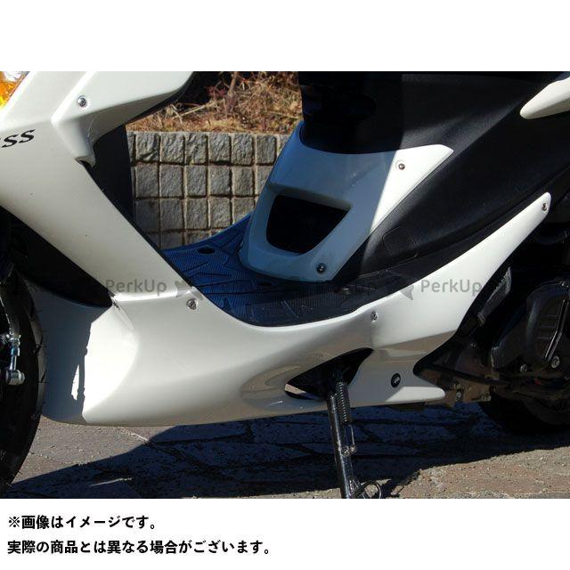 BLESS CREATION アドレスV125S カウル・エアロ アンダーカウル カラー:未塗装ゲルコート ブレスクリエイション