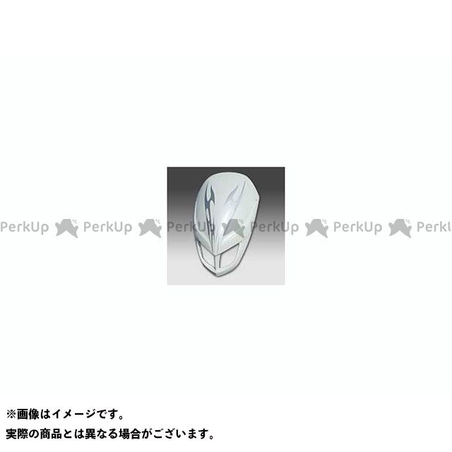 BLESS CREATION マジェスティ125 カウル・エアロ フロントフェイスカウル カラー:一般色塗装 ブレスクリエイション