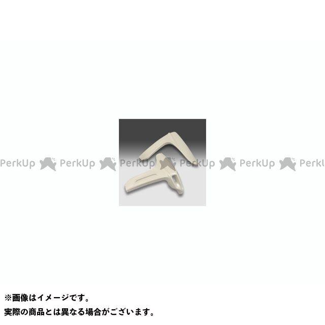BLESS CREATION マジェスティC カウル・エアロ サイドカウル カラー:未塗装(白ゲルコート) ブレスクリエイション