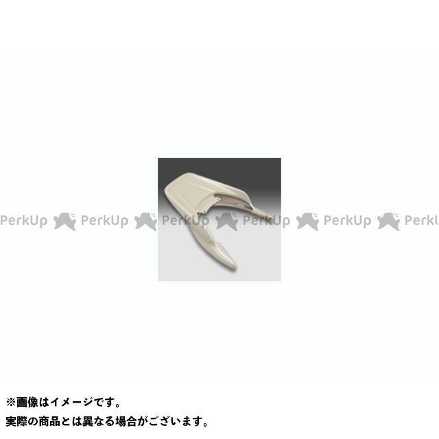 BLESS CREATION マジェスティC カウル・エアロ リアスポイラー 未塗装(白ゲルコート) ブレスクリエイション