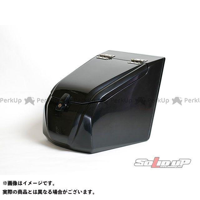 SOLID UP ジャイロX ツーリング用ボックス ジャイロX用 フロントボックス ソリッドアップ