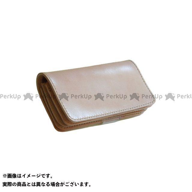 Leather Studio DESIR 財布 ロングウォレット(ナチュラル) レザースタジオデジール