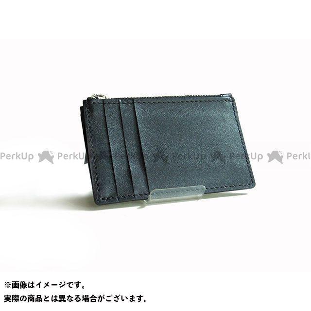 Leather Studio DESIR 財布 コイン&カードケース(ブラック) レザースタジオデジール