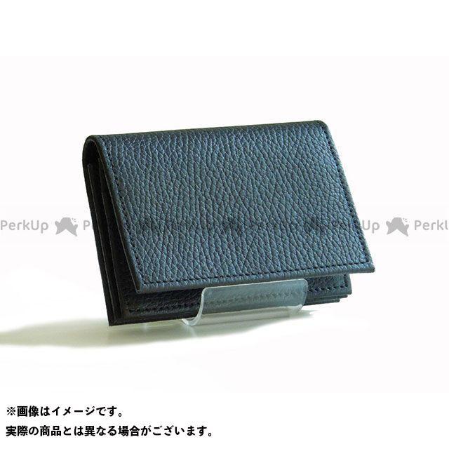 Leather Studio DESIR 小物・ケース類 ビジネスカードケース(ブラック) レザースタジオデジール