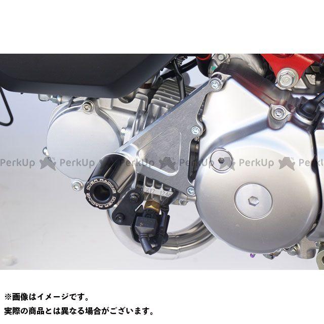 OVER RACING モンキー125 スライダー類 エンジンスライダー(シルバー) オーバーレーシング