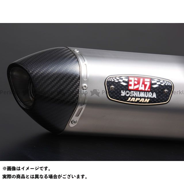 YOSHIMURA MT-09 トレーサー900・MT-09トレーサー XSR900 マフラー本体 機械曲 R-77S サイクロン カーボンエンド EXPORT SPEC 政府認証 STC ヨシムラ