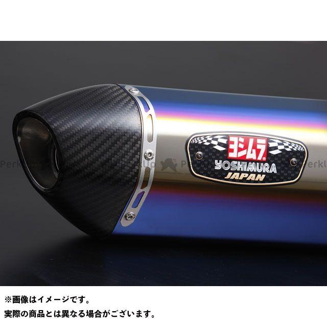YOSHIMURA MT-09 トレーサー900・MT-09トレーサー XSR900 マフラー本体 機械曲 R-77S サイクロン カーボンエンド EXPORT SPEC 政府認証 STBC ヨシムラ