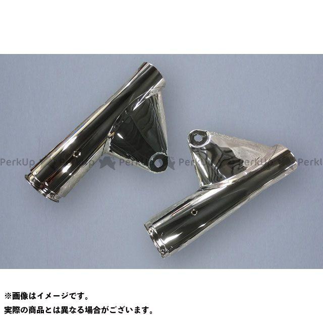 M-TEC中京 M-TEC中京 MRS 電装ステー・カバー類 ライトステーセット メッキ