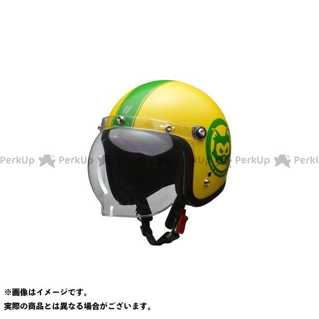 送料無料 リード工業 LEAD工業 ジェットヘルメット MOUSSE ジェットヘルメット(マスタード)