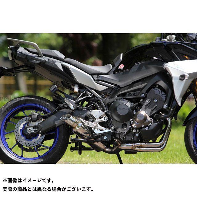 スペシャルパーツタダオ トレーサー900・MT-09トレーサー マフラー本体 POWER BOX FULL SS SP忠男
