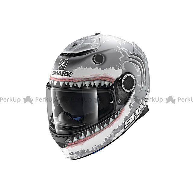 シャークヘルメット SHARK HELMETS フルフェイスヘルメット SPARTAN LORENZO Shark White M