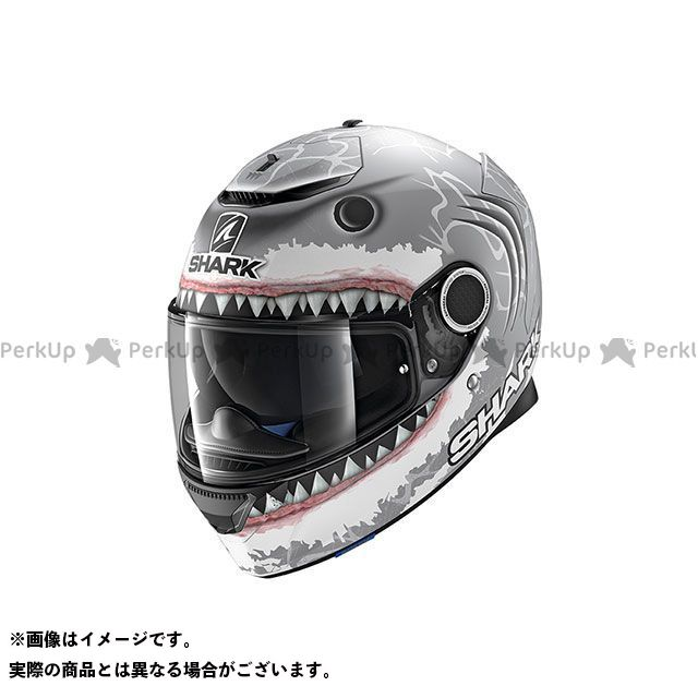シャークヘルメット SHARK HELMETS フルフェイスヘルメット SPARTAN LORENZO Shark White XL