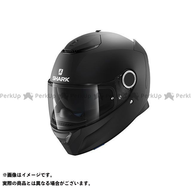 シャークヘルメット SHARK HELMETS フルフェイスヘルメット SPARTAN Black Mat XL