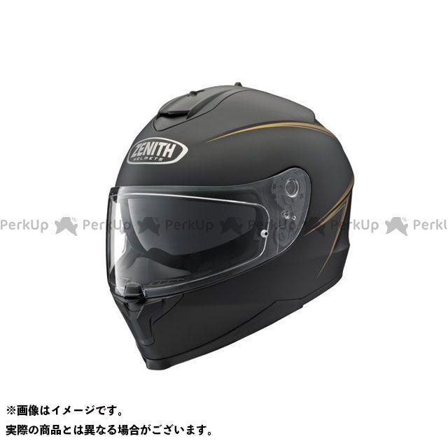 Y'S GEAR フルフェイスヘルメット YF-9 ZENITH ピンストライプ セミフラットブラック(つやけし) サイズ:S ワイズギア