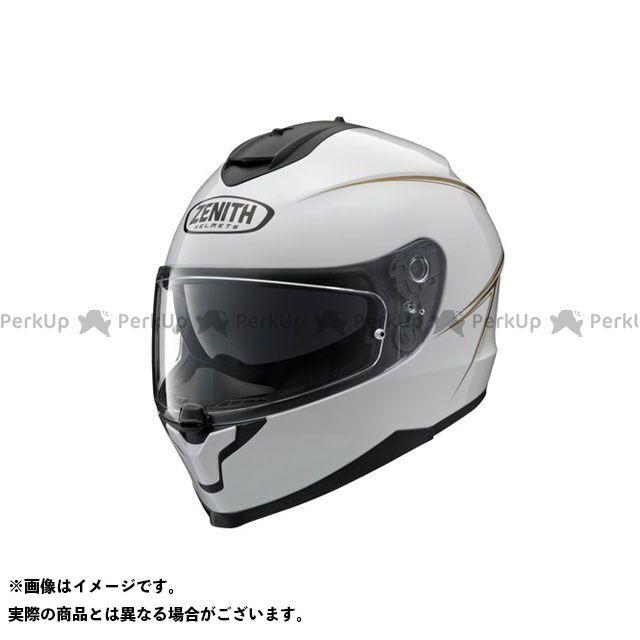 送料無料 ワイズギア Y'S GEAR フルフェイスヘルメット YF-9 ZENITH ピンストライプ パールホワイト M