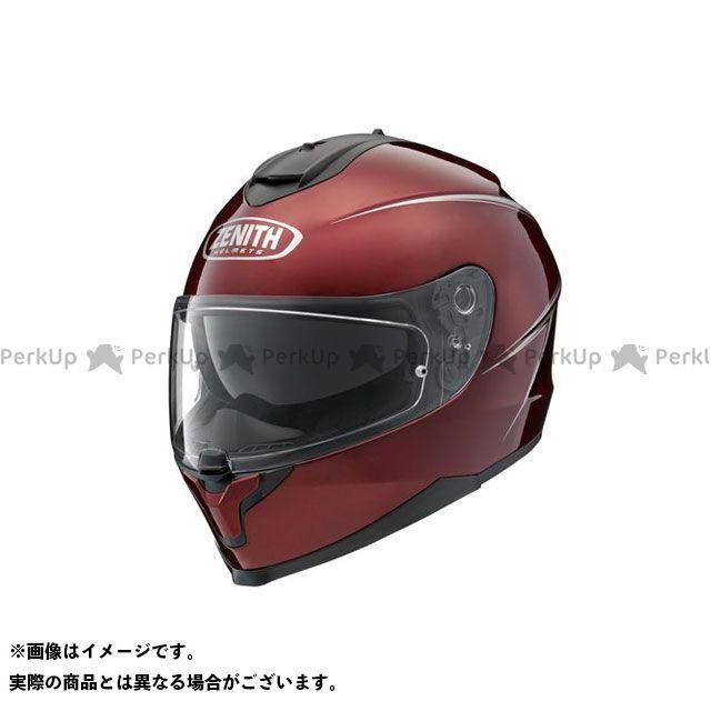 送料無料 ワイズギア Y'S GEAR フルフェイスヘルメット YF-9 ZENITH ピンストライプ ワインレッド S