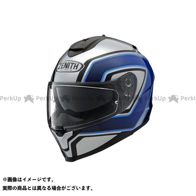 送料無料 ワイズギア Y'S GEAR フルフェイスヘルメット YF-9 ZENITH スポーツストライプ ブルー L