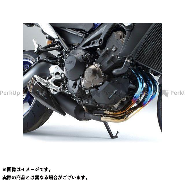 Y'S GEAR トレーサー900・MT-09トレーサー マフラー本体 PRUNUS フルエキゾーストマフラー ワイズギア