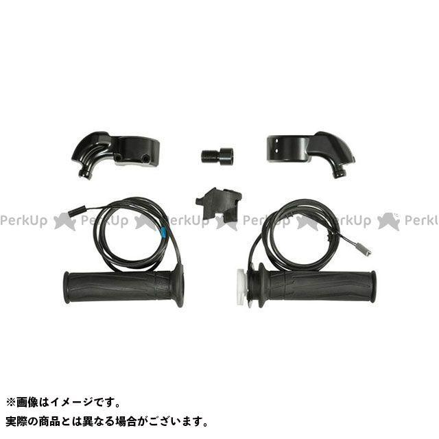 Y'S GEAR トレーサー900・MT-09トレーサー グリップ関連パーツ グリップウォーマー ワイズギア