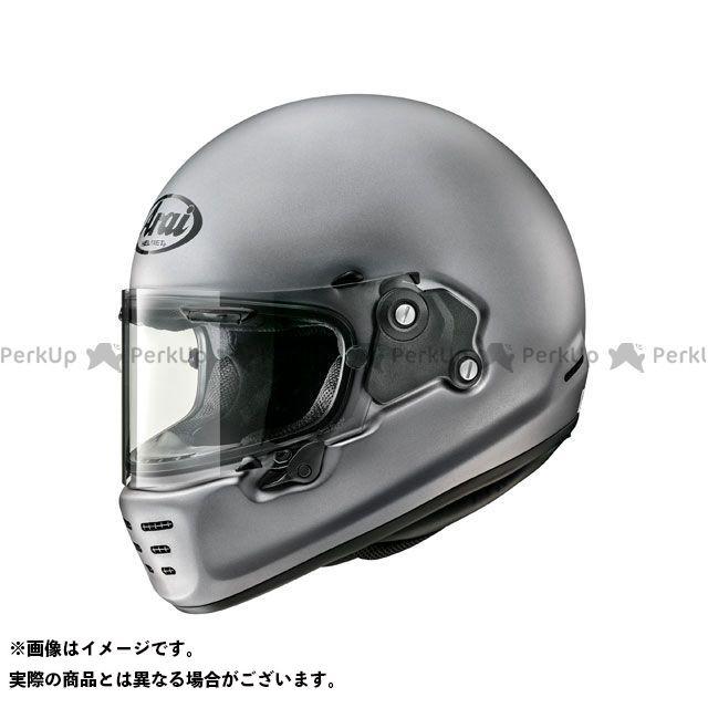 アライ ヘルメット Arai フルフェイスヘルメット RAPIDE NEO(ラパイド・ネオ) プラチナグレーフラット 55-56cm