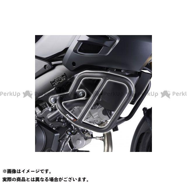 Puig Vストローム1000 Vストローム1000XT エンジンガード エンジンガード(ブラック)  プーチ