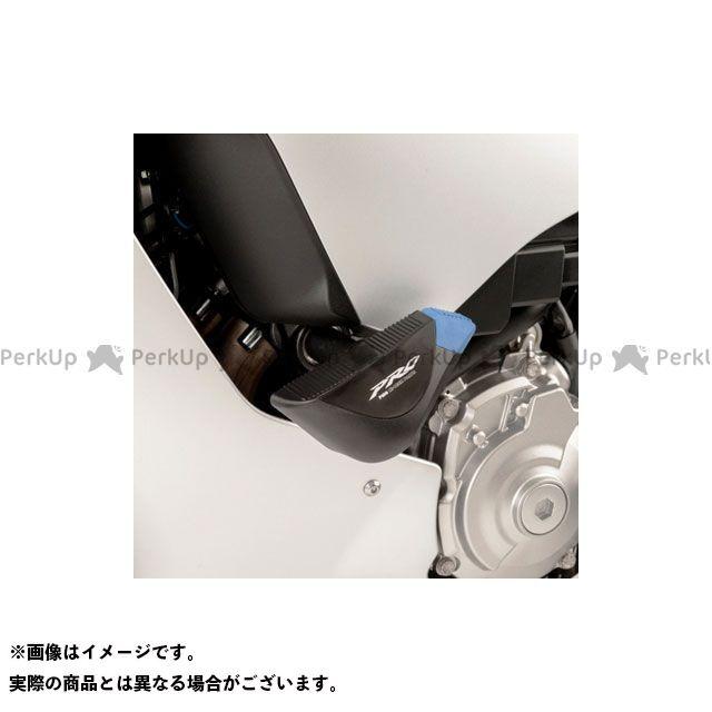 Puig YZF-R1 YZF-R1M スライダー類 クラッシュパッド プロ(ブラック)