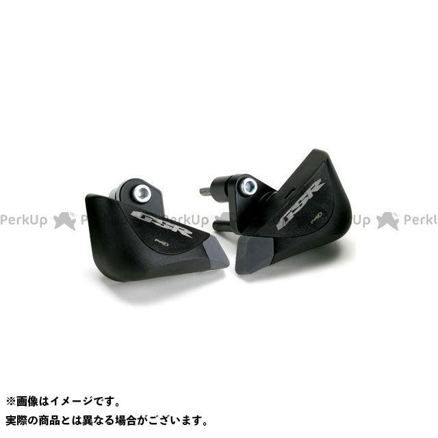 Puig GSR600 スライダー類 クラッシュパッド プロ(ブラック) プーチ