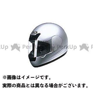 ワイズギア Y'S GEAR フルフェイスヘルメット ヘルメット 売買 エントリーで最大P19倍 売店 カラー:シルバー Bahn サイズ:M Roll YF-1C
