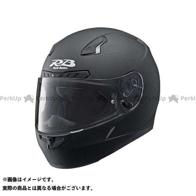 Y'S GEAR フルフェイスヘルメット YF-8 Roll Bahn ソリッド カラー:ラバートーンブラック サイズ:L/59-60cm未満 ワイズギア