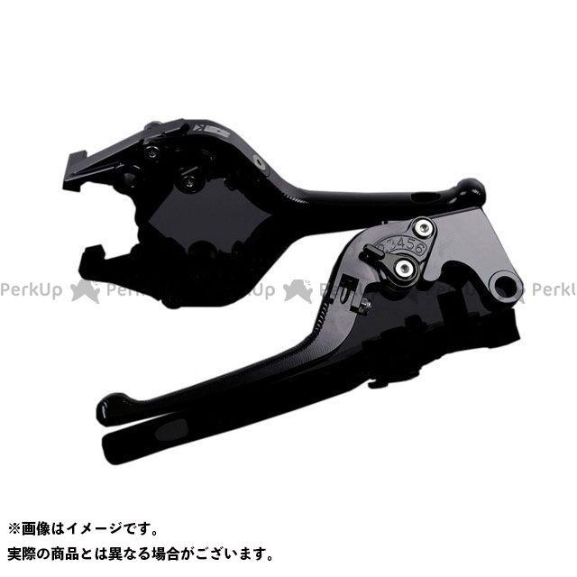 倉庫 エスエスケー SSK レバー ハンドル 無料雑誌付き アルミビレットアジャストレバーセット 高級な アジャスター:ブラック レバー本体:ブラック 3D可倒式