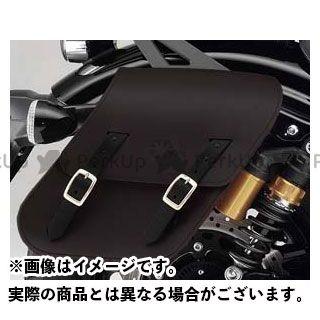Y'S GEAR ボルト ツーリング用バッグ サドルバッグ カラー:ブラック ワイズギア