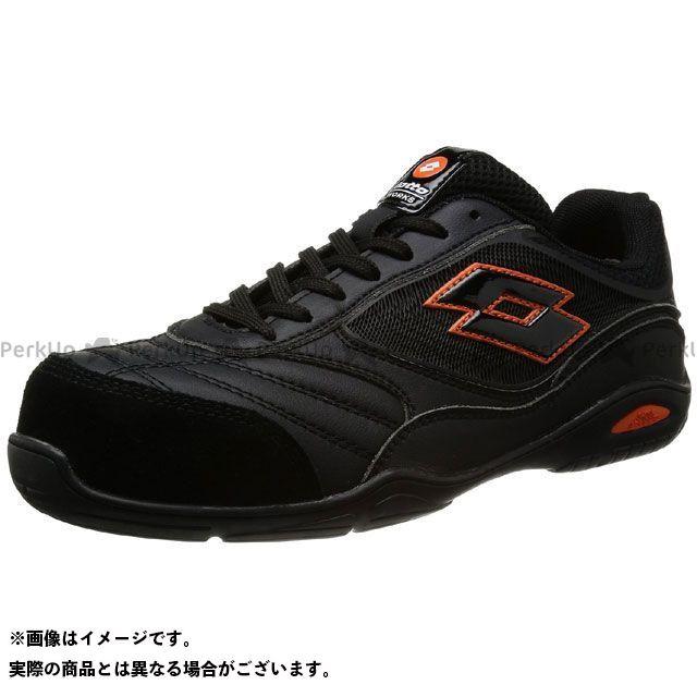 ロットワークス メカニックシューズ 安全靴 ENERGY カラー:ブラック サイズ:25.0cm LOTTO WORKS