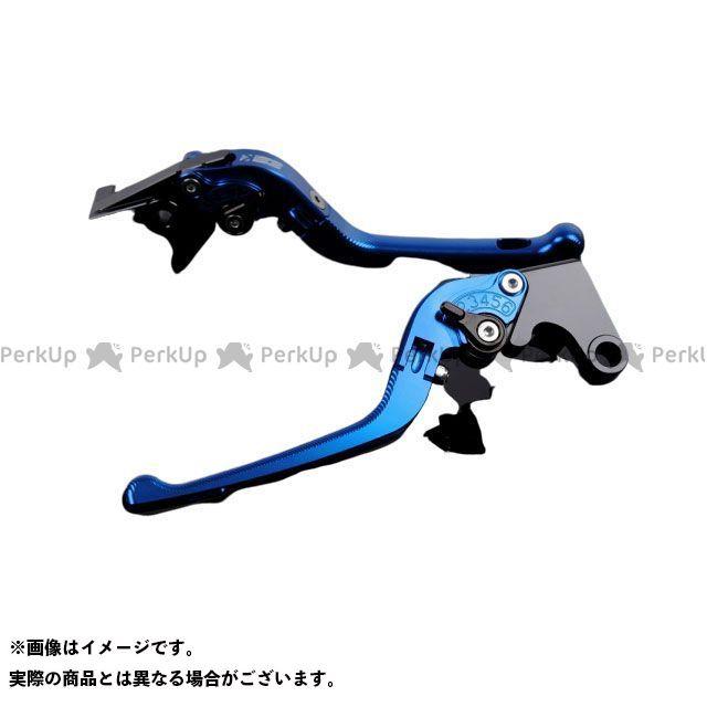 エスエスケー SSK レバー ハンドル 25%OFF 無料雑誌付き FZ1フェザー 安い 激安 プチプラ 高品質 FZ-1S アジャスター:ブラック YZF-R1 YZF-R6 レバー本体:ブルー 3D可倒式 アルミビレットアジャストレバーセット
