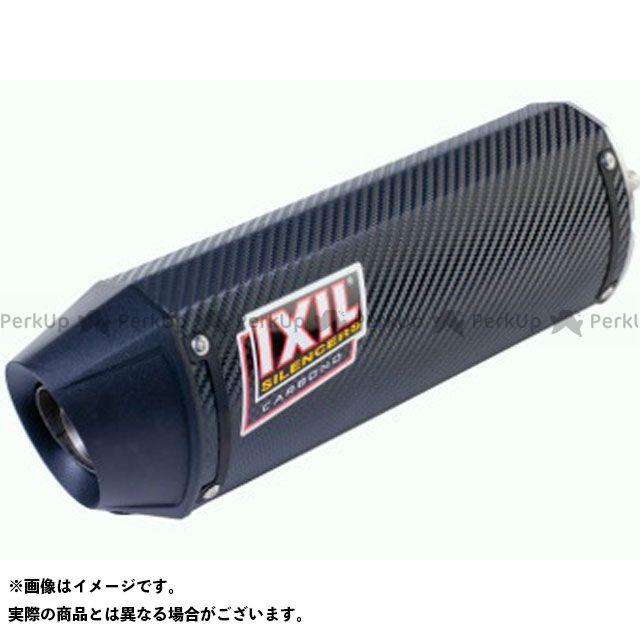IXIL CBR125R マフラー本体 ホンダ CBR125R(04-08) JC34/JC39 SLIP ON 仕様:COV-カーボン イクシル