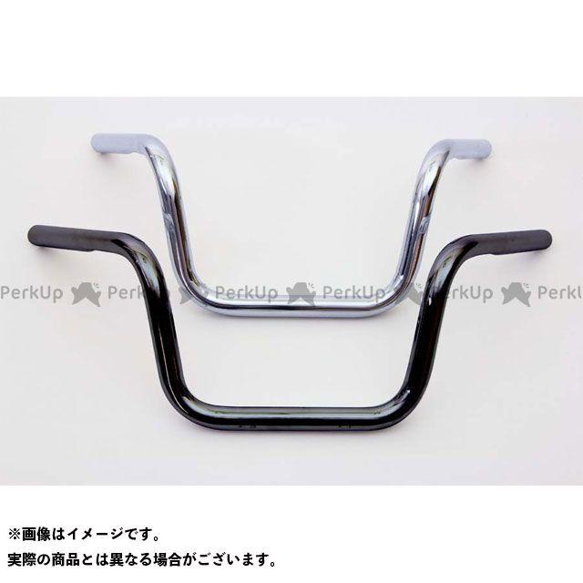 【エントリーで更にP5倍】ZERO DESIGN WORKS ハーレー汎用 ハンドル関連パーツ オールドプルバックバー タイプ:スタンダード カラー:クロームメッキ 仕様:ディンプル/ローレット有 ゼロデザイン