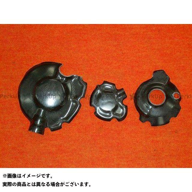 送料無料 CLEVERWOLF YZF-R1 ドレスアップ・カバー クラッチカバー(ボンド貼りタイプ)