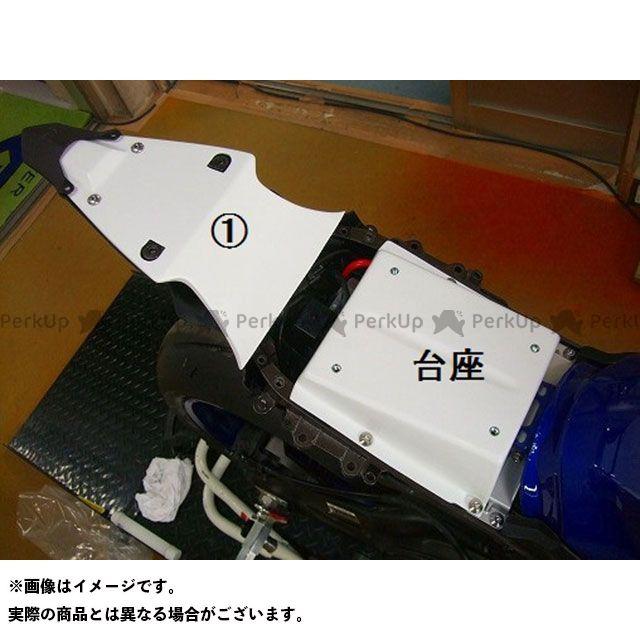 CLEVERWOLF YZF-R1 ドレスアップ・カバー シートレール盲栓カバーセット クレバーウルフ